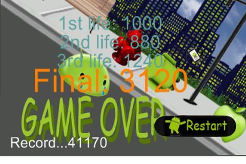 ASA - SkateBoard Attack- screenshot