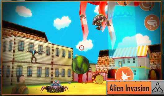 The Invincibles Alien Forces - screenshot thumbnail