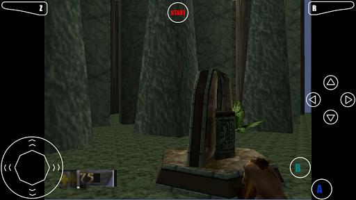 a N64 Plus N64 Emulator