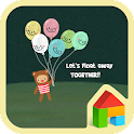 curby balloon dodol theme icon