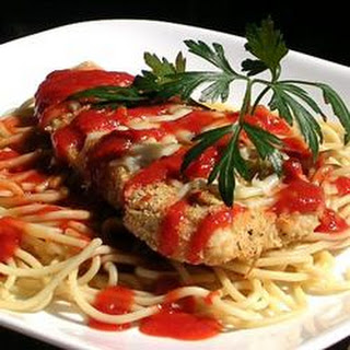 Farm Lady's Delicious Chicken Parmesan