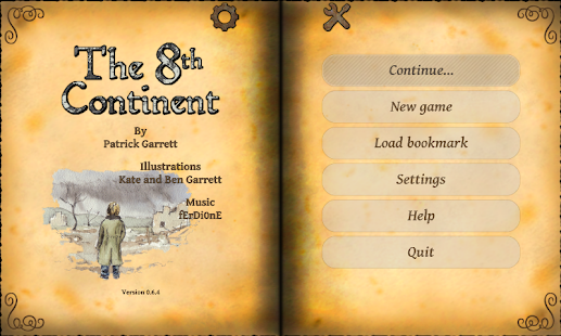The Eighth Continent- screenshot thumbnail