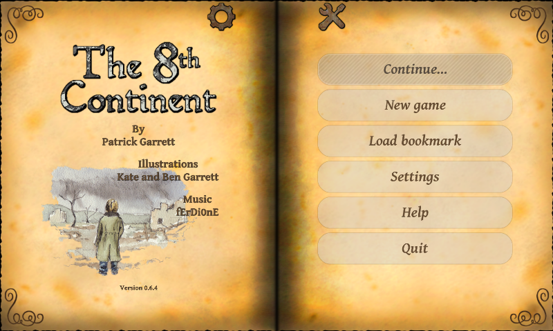 The Eighth Continent- screenshot