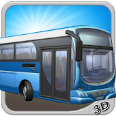 Bus Hill Climbing Simulation3D