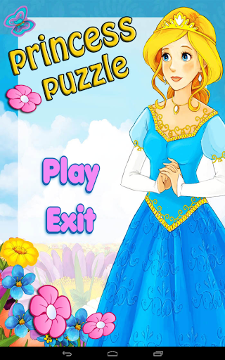 玩免費解謎APP|下載公主女孩拼图 app不用錢|硬是要APP