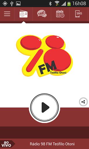 98 FM Teu00f3filo Otoni Apk Download 1