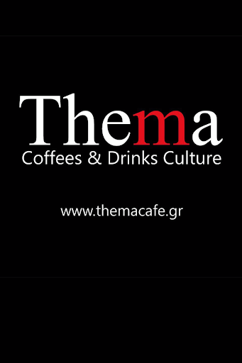 Thema Coffees Drinks Culture