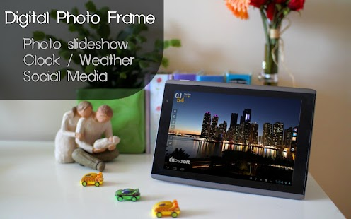 Social Frame HD (Slideshow) - screenshot thumbnail