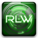RLW Theme Black Green Tech icon