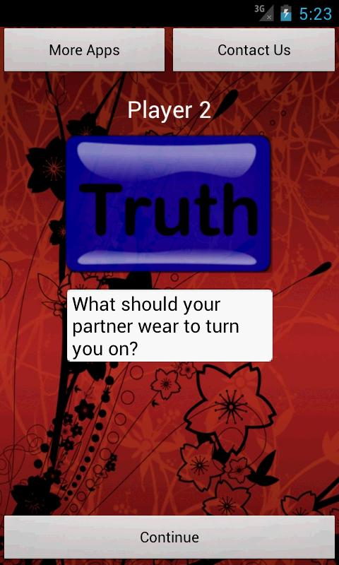 Truth or Dare 18+- screenshot