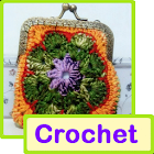 Crochet and more icon
