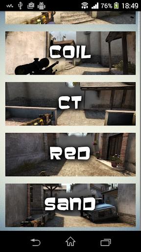CS:GO smokes Inferno
