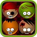 Zombies Match - Free icon