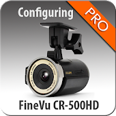 FineVu CR-500HD configuringPRO