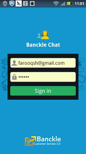 Banckle Chat