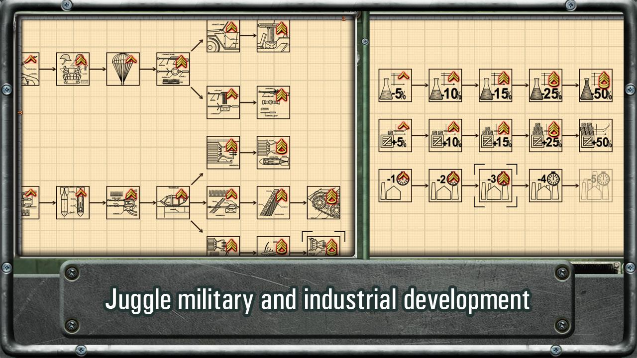 Strategy & Tactics: WW II Free - screenshot