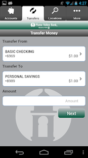 PVB Mobile Banking - screenshot thumbnail