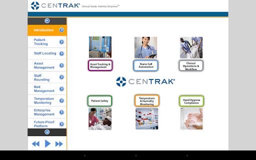 玩醫療App CenTrak RTLS免費 APP試玩