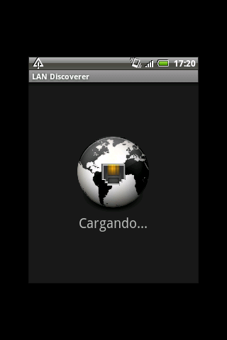 LAN Discoverer - screenshot