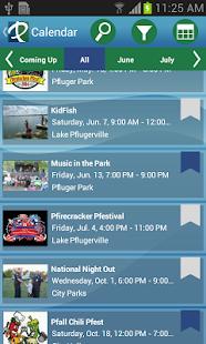 Pflugerville Pfone App - screenshot thumbnail