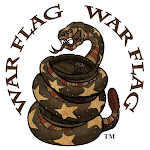 Logo for War Flag Ales & Lagers