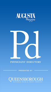 Augusta Physicians' Directory - screenshot thumbnail