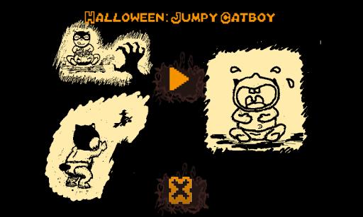 Halloween: Jumpy Catboy
