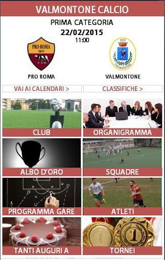 Asd Valmontone Calcio ROMA
