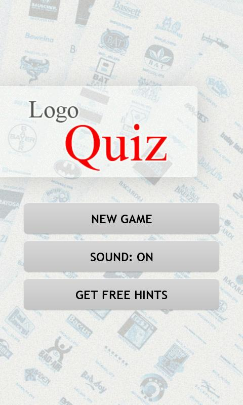 Logos Quiz - screenshot