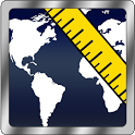 Maps Ruler Lite icon