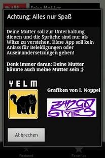 German your mother jokes! - screenshot thumbnail