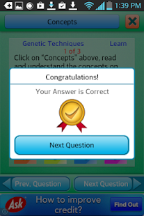 Genetics & Genetic Engineering- screenshot thumbnail