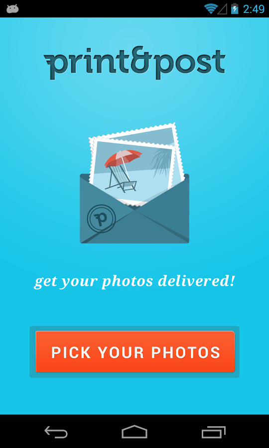 Print & Post: Photo Printing - screenshot