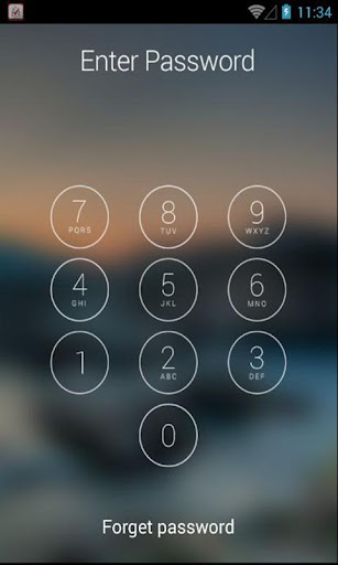 应用程序锁