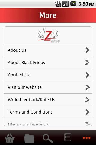 【免費購物App】Black Friday(DotDeals)-APP點子
