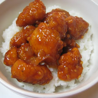 Chicken Manchurian.