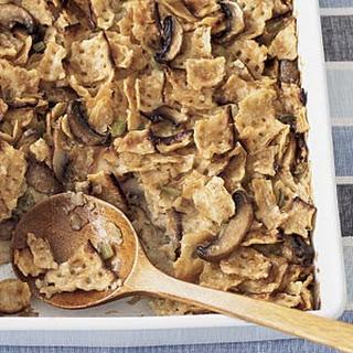 Matzo Farfel Pudding