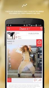 Dance it! Screenshot 3