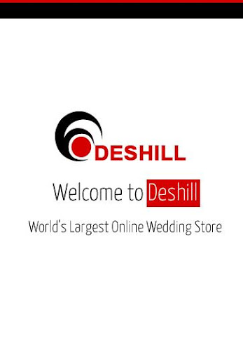 Deshill Clothing Mobile app