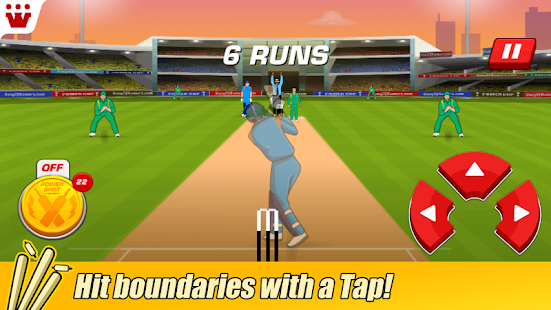 Power Cricket T20 - screenshot thumbnail