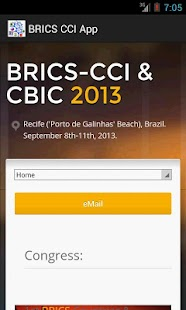 BRICS CCI & CBIC 2013- screenshot thumbnail