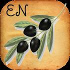 Cretan Recipes EN icon