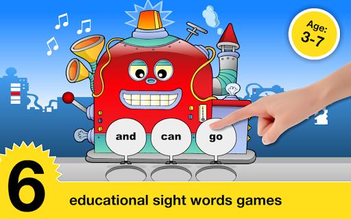 Screenshot for Sight Words Games & Flash card in Hong Kong Play Store