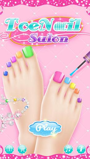 Toe-Nail Salon