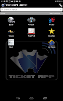 Screenshot of TICKET APP - Concerts & Sports
