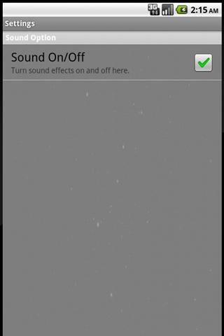 Touch Fireworks LWP- screenshot