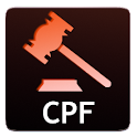 CPF – Código Penal Federal logo
