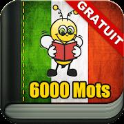 Apprendre l'Italien 6 000 Mots