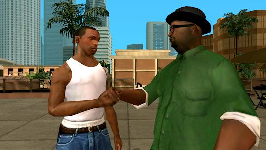 Grand Theft Auto: San Andreas  5