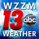 WZZM 13 WX logo
